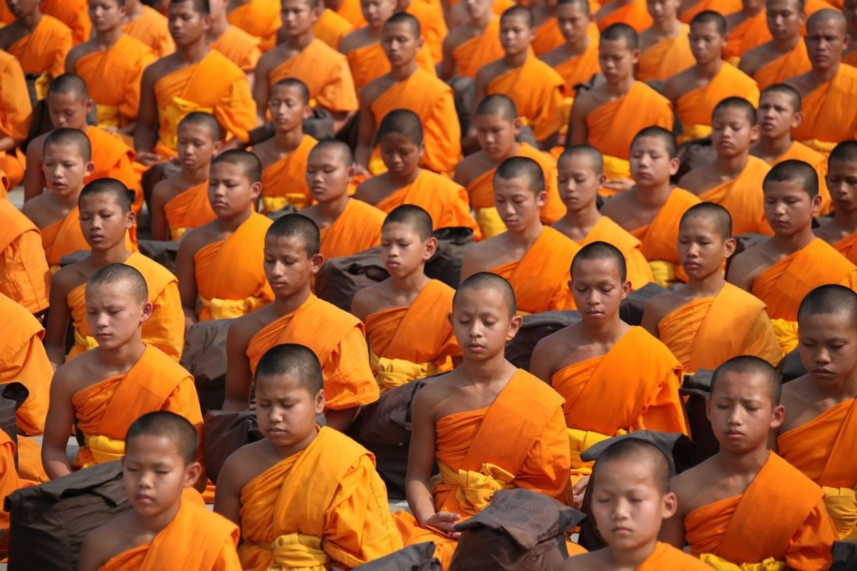 Former Office of Buddhism chief sentenced to 20 years for corruption   The Thaiger
