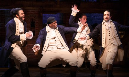 """Why """"Hamilton"""" Reminds Us Of The Roots Of British Musical Theatre In Political Activism"""