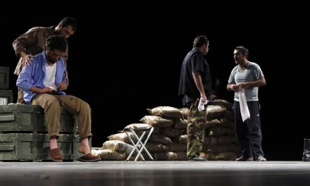 """""""The Whispers Behind the Battle Line"""" Revived on the Tehran Stage"""