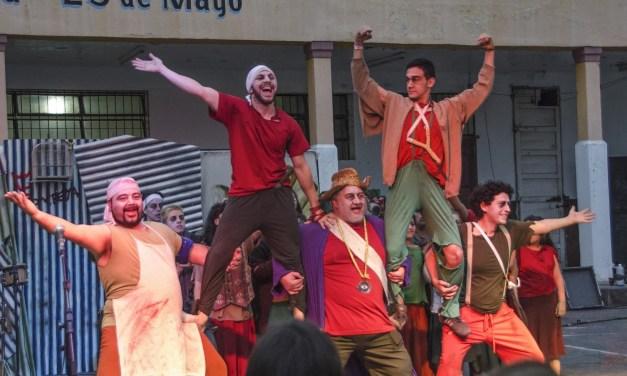 Argentinean Communitarian Theatre: A Different Form of Theatre Born of Crisis