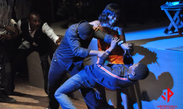 """AbOriginal Theatre's """"Fractures"""" – Nigerian Adaptation of Arthur Miller's """"A View from the Bridge"""""""