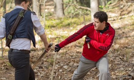 Nine Pieces of Advice for Martial Artists Beginning Stage Combat Training