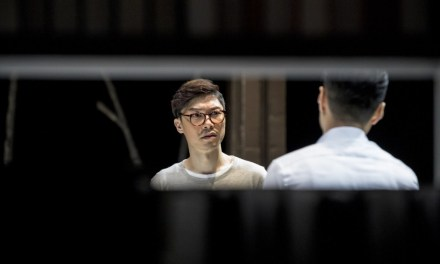 """""""An Unjust Good Fellow"""" by Callas Cheang Produced by the Hong Kong Repertory Theatre"""
