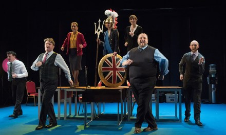 """""""My Country; A Work in Progress"""" The First Play Explicitly About Brexit"""