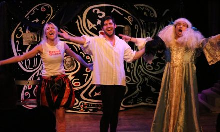 """Aurora Theatre's """"The Complete Works of William Shakespeare (Abridged)"""" Blasted the Hong Kong stage at Fringe Club"""