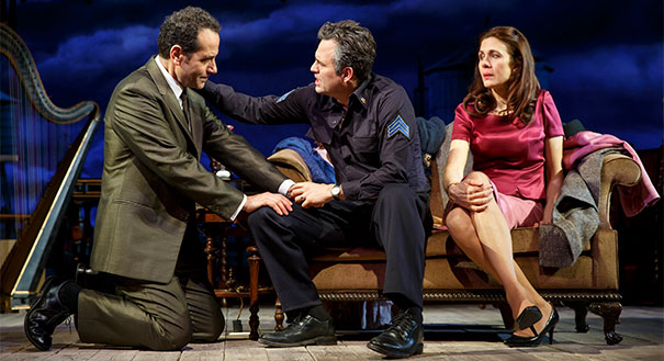 """Theater Review: Arthur Miller's """"The Price"""""""