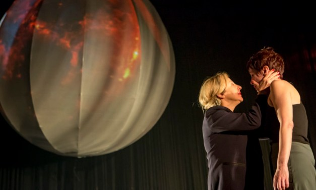 """Antigone"": Suicide Attack by Kamikaze Theatre Madrid"