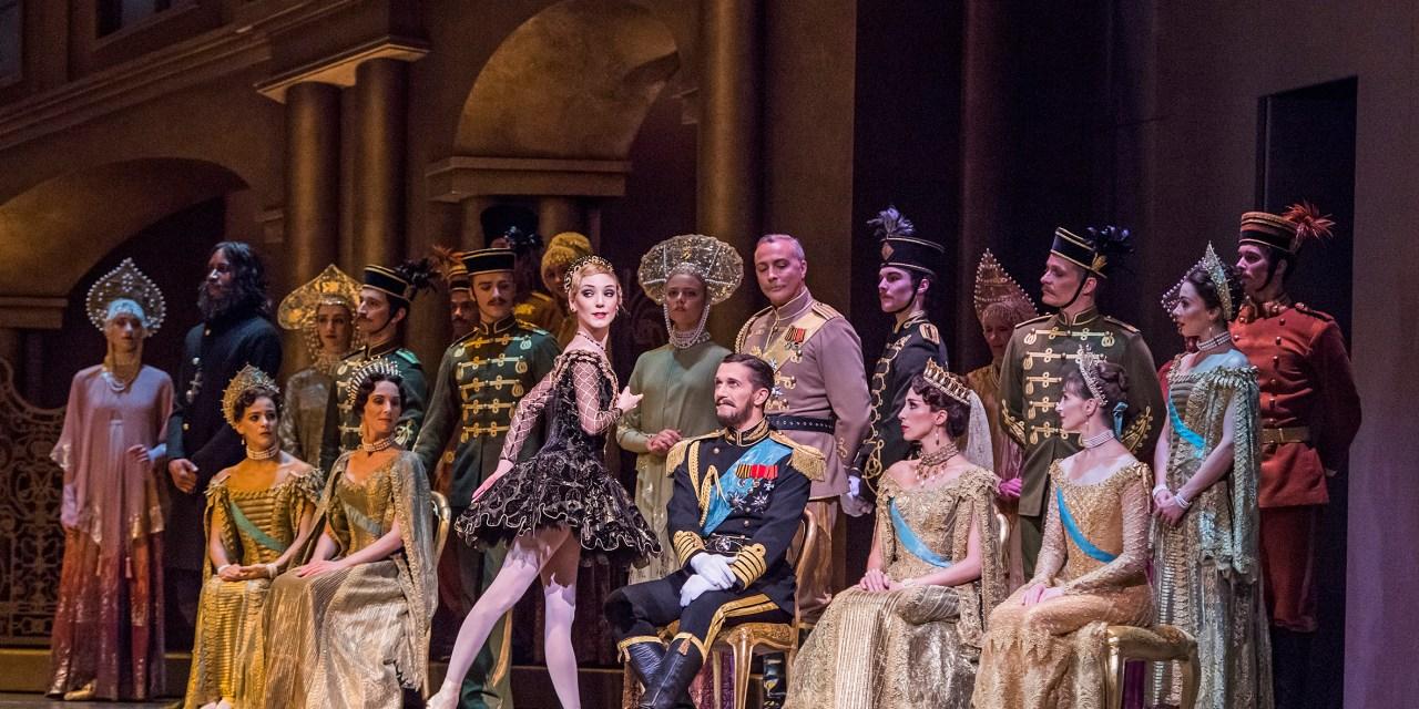 "Review: ""Anastasia"" At The Royal Opera House"