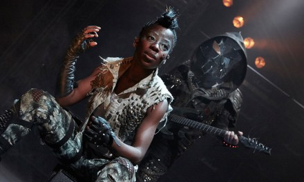 """""""Beowulf"""" at The Unicorn Theatre"""