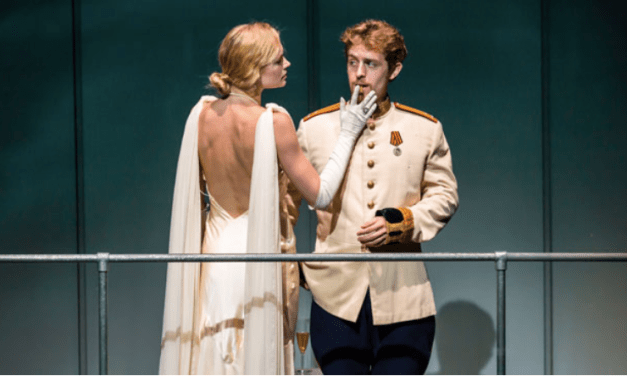 Part Of A Living Tradition: Russian Drama In London