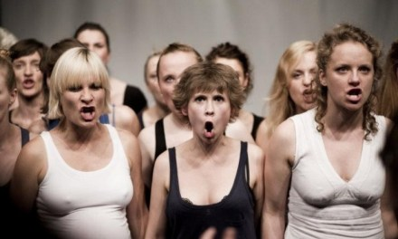 Preaching From The Chorus – Soundscape of Marta Górnicka's Theatre