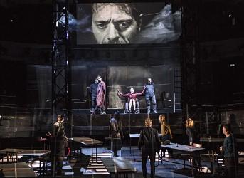 """Review Of Albert Camus' """"State Of Siege"""" By Théâtre De La Ville"""