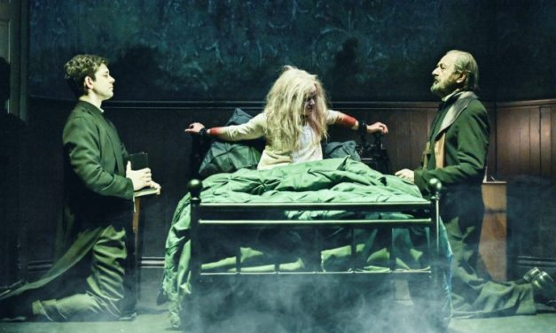 """""""The Exorcist"""" On Stage: 'I Don't Think Our Vomit Is Going To Be Green'"""