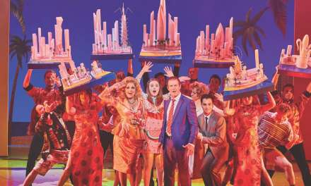 Far From Being In Crisis, 2017 Was A Great Year For Australian Musical Theatre