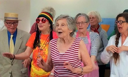 Mind The Gap: Theatre Group For The Over 60s Helps Salisbury Playhouse Cater For All