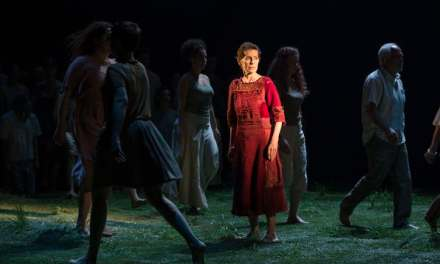 """""""Memorial"""" Is A Shattering Excavation Of The Scars Of War Through Poetry, Dance, And Mind Blowing Score"""