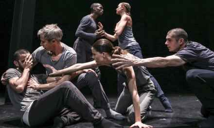 """""""Betroffenheit:"""" An Emotional Spectacle Which Transforms The Power Of Dance"""