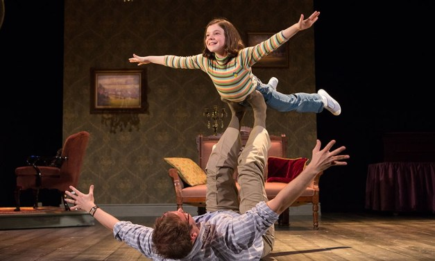 """""""Fun Home"""" By The Musical Stage Company As Part Of The Off Mirvish Series"""