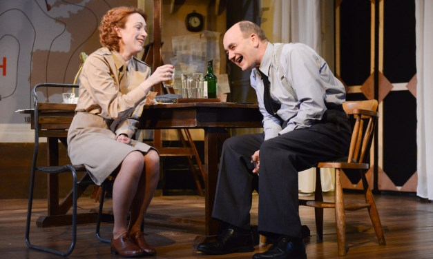 """""""Pressure"""" at The Park Theatre: New Play on D-Day"""
