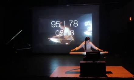 """The Body Labours Sonorously In Foxconn """"Frequency (no. 3)""""  at The PuSh Festival"""