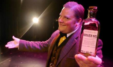 """""""Snake Oil"""": A Thought Provoking Show"""