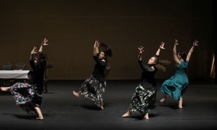 MAAT Kicks Off: Las Bernardas Contemporary Dance At Cairo's Falaki Theatre