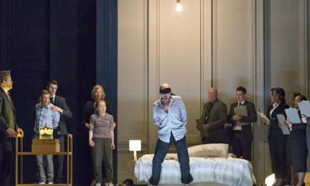 """""""Lessons In Love And Violence"""" at The Royal Opera House"""