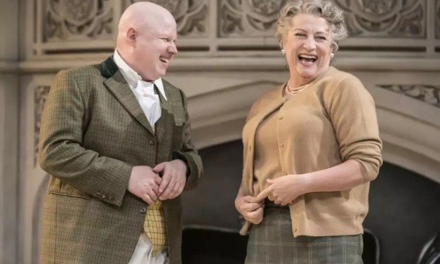 """""""Me And My Girl,"""" Review: Matt Lucas' Stand-In Provokes Frenzied Standing Ovation"""