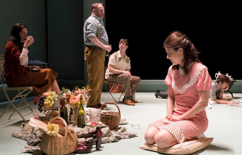 """Brian Friel's """"Aristocrats"""" At The Donmar Warehouse"""