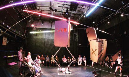 """""""Białoszewski/Ginsberg VR"""" At Performing Garage"""