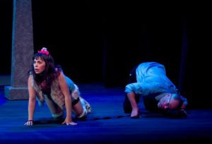 """Ottawa Little Theatre's Two Paws Up For """"Sylvia"""""""