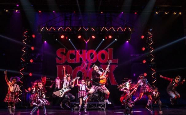 "B+ For Broadway Across Canada's ""School Of Rock"""