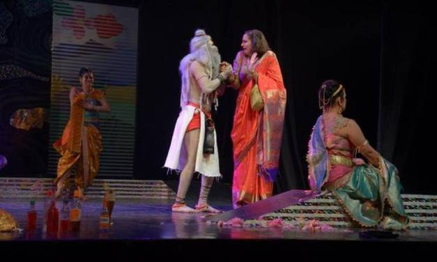"""Bhagawad Ajjukam"" Probes The Concept Of Transfiguration"
