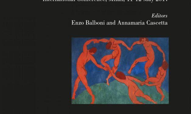 """European Cultural Identity"" By Enzo Balboni And Annamaria Cascetta: Law, History, Theatre, And Art"