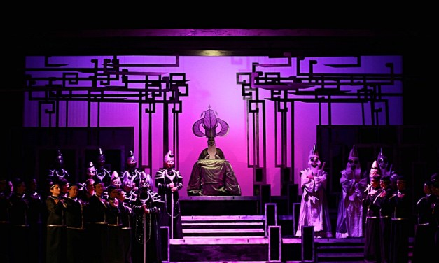 """Puccini's""""Turandot""""In Galati:From TheFairyTale To TheInner Life"""