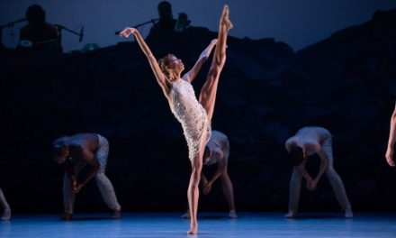 """Alonzo King Lines Ballet """"Sutra"""" Unites The World"""