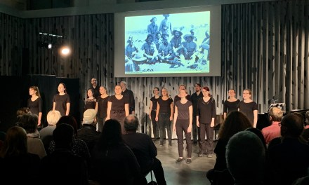 """A War To End All Wars"": A Memorial Performance"