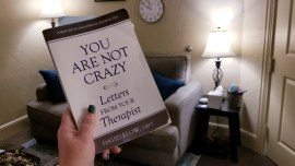 therapy book review