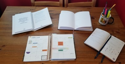 Best Planners and Journals for Therapists