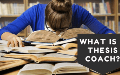 What is a Thesis Coach?