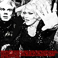 Hope with Andy Warhol