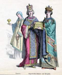 Byzantine costumes