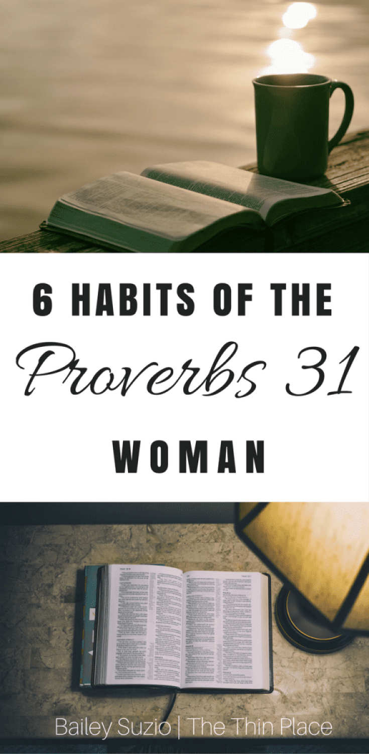 6 Ways for the Modern Proverbs 31 Woman to Start Her Morning #proverbs31 #christianwoman #morningroutines