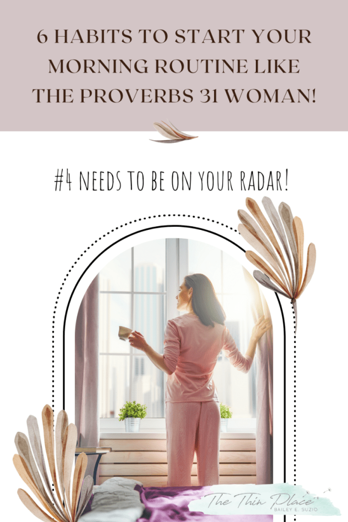The Morning Routine Christian Women Need to Implement #morningroutine #christianwomen #christianmorningroutine #devotional #christianfaith #ChristianLiving