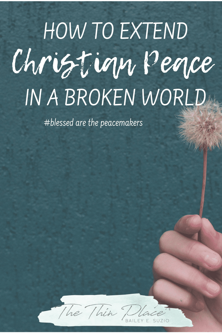 How to be a peacemaker #blessings #devotional #peace #relationships #forgiveness