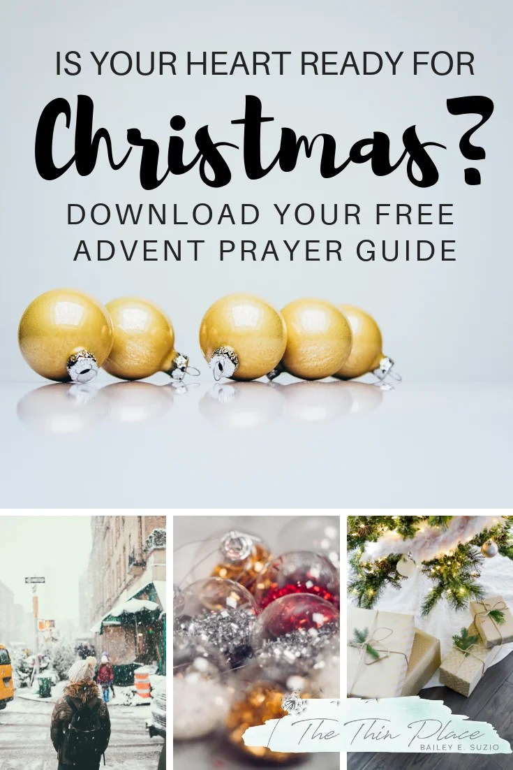 Preparing Your Heart for Christmas: A Prayer Guide #christmas #advent #biblestudy #prayerguide #pray