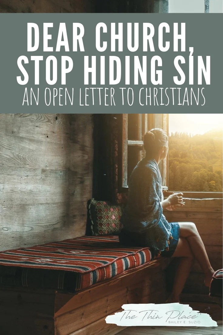 Why Christians Must Acknowledge Sin and Repent #coverup #church #christian #christianliving #christanvirtue #churchlife #catholic