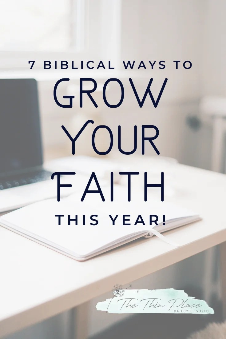 7 Tools to Equip Christian Women to Become More Like Jesus This Year #christianwomen #biblestudy #faith #devotion #biblereading #christian
