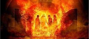 daniel 3 fiery furnace
