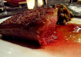 abstain from blood, bloody meats biblical health food steak